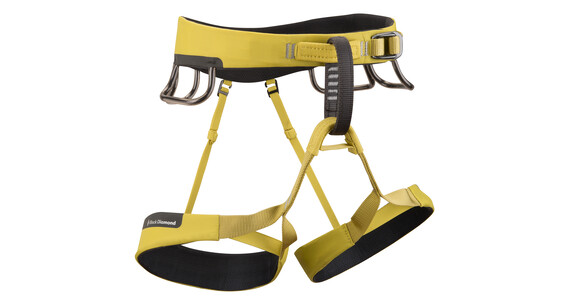 Black Diamond Ozone Harness M sulfur